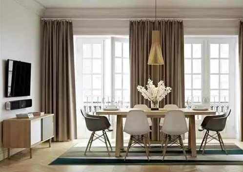 家是一个有归属感的地方,它值得配上完美的设计