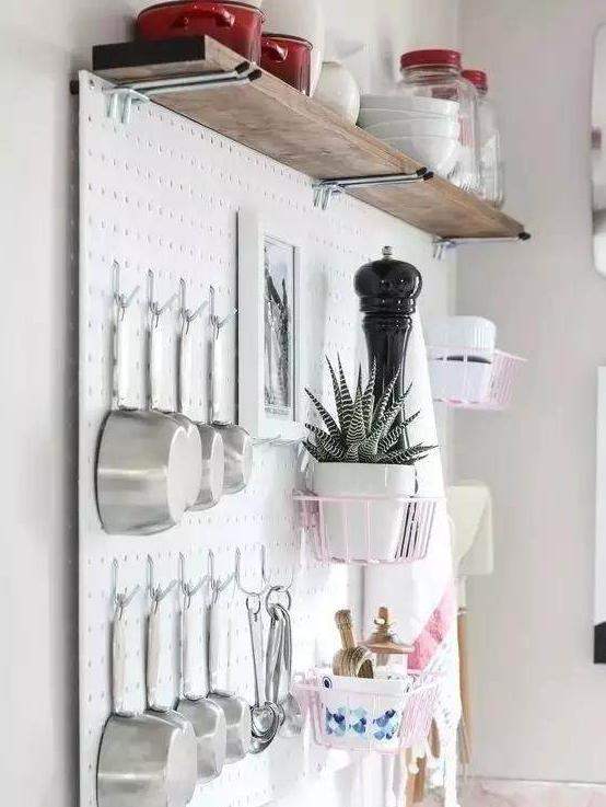 厨房装修首先考虑的问题是—收纳