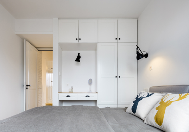 怎么布置温馨小房间?什么样的卧室能让你躺下就能睡着?