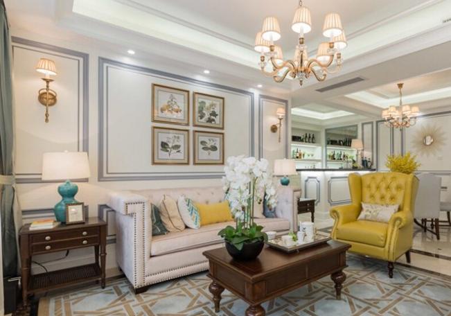 不同风格客厅的家具该如何搭配呢?五种风格-上