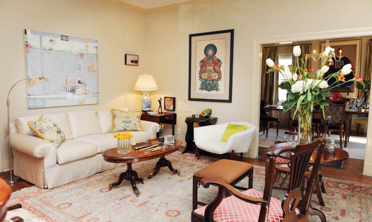 不同风格客厅的家具该如何搭配呢?五种风格-下